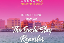 CURACAO INTRODUCES THE DUSHI STAY REPORTER 206x140
