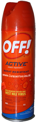OFF-anti-muggenspray