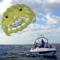 Parasailing op Curacao