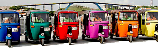 2 hour tuktuk rental willemstad 550