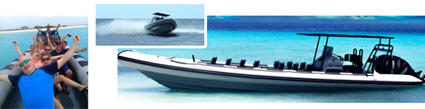 powerboat 600